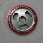 9. Crankshaft pulley 170mm